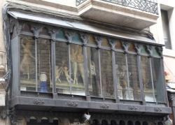 Antiquités dans le quartier gothique