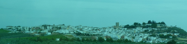 Village andalou