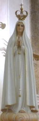 Fatima. La Vierge