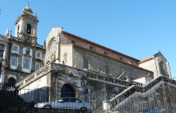 Porto. Église St François.