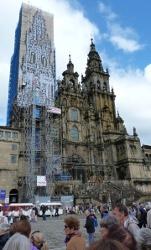 Santiago. La basilique